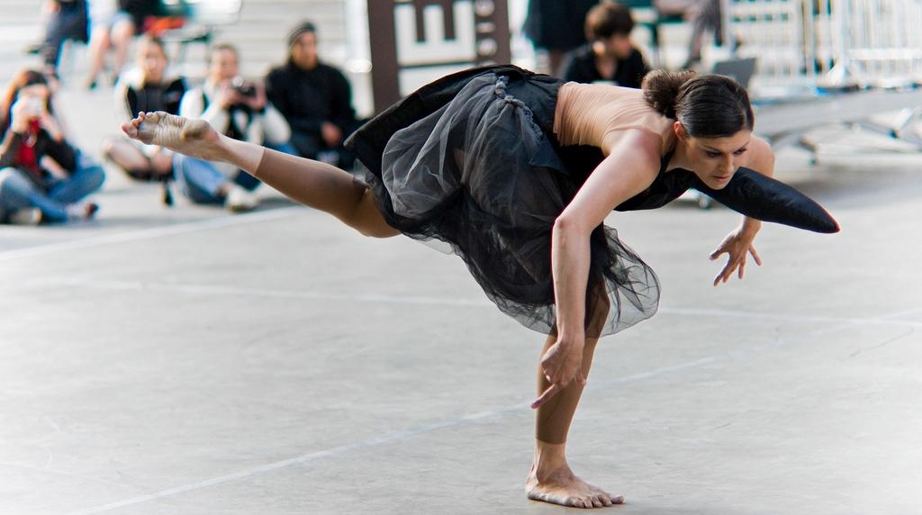 Danser pour se connecter à notre être intérieur !