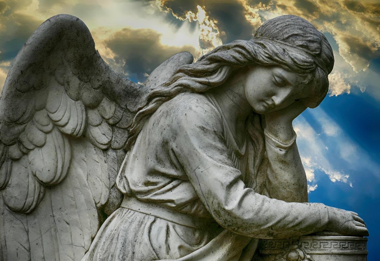 Les Anges sont ils à nos Côtés?
